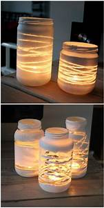 best 25 painted jars ideas on pinterest painted mason With what kind of paint to use on kitchen cabinets for mason jars candle holder