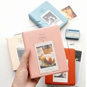 Album Photo Pour Polaroid : achetez en gros polaroid album photo en ligne des grossistes polaroid album photo chinois ~ Teatrodelosmanantiales.com Idées de Décoration