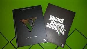 Gta V - Livro Guia Edi U00c7 U00c3o Limitada - Limited Edition Strategy Guide Book - Ecbrock Rc