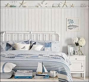 Coastal Inspiration: Coastal Cottage Bedrooms