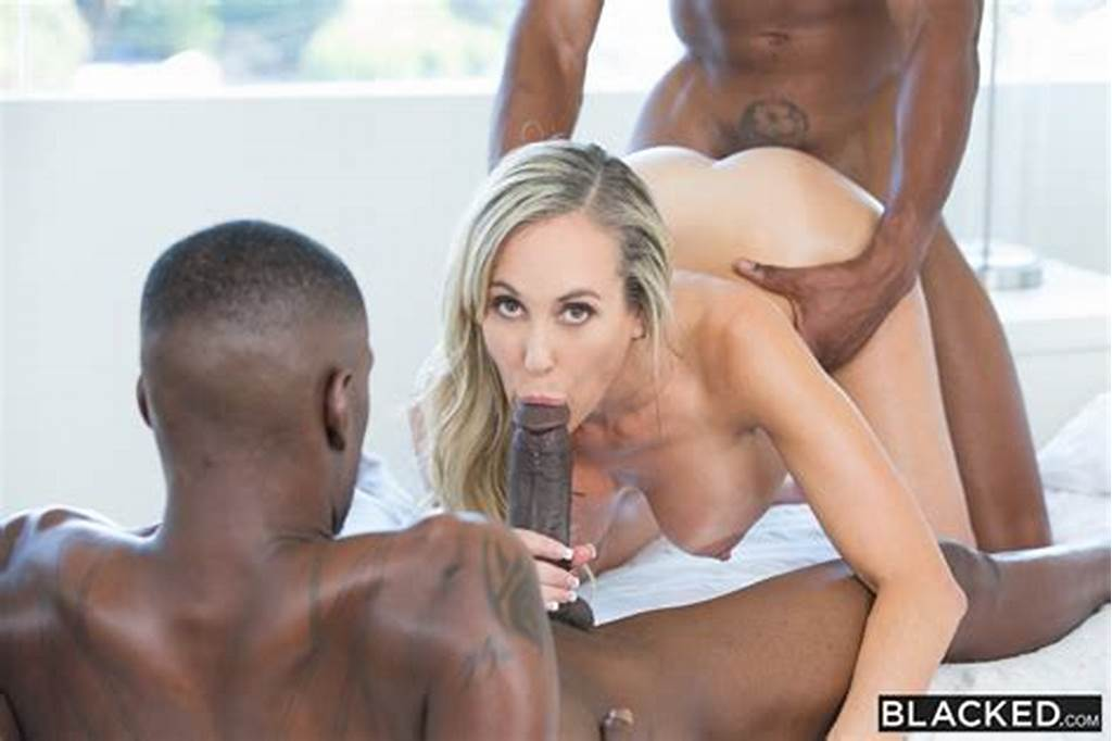 #Blacked #Brandi #Love #Threesome #@ #Girlznation