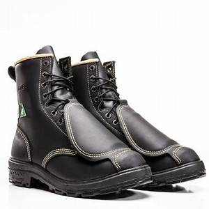 Royer Mining Smelter Boots