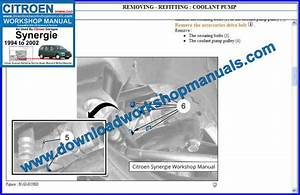 Citroen Synergie Workshop Repair Manual