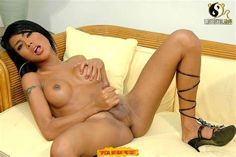 Ladyboy Love With Body Tgirl Parkky