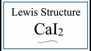 Lewis Dot Diagram For Calcium