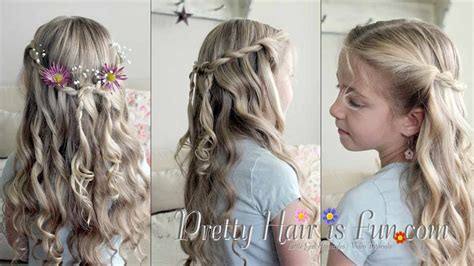These 15 Princess Hairstyles Will Have You Feeling Like