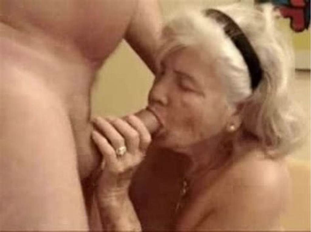 #Very #Old #Granny #Finally #Drinks #My #Cum