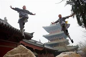R U00e9sum U00e9s Pour In After Kung Fu Monks Post Online Ad For