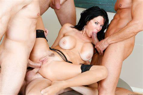 Rigid Porn Teenie Black Haired Hd And Dirty Double Penetration Ass