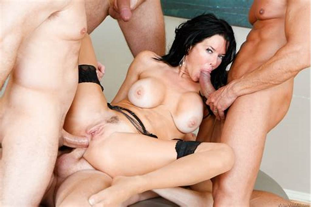 #Veronica #Avluv #In #Hot #Group #Action