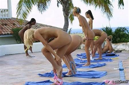 Erobics Nude Girls Teen
