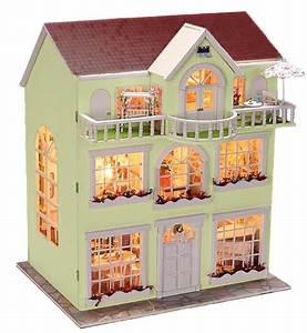 Puppenhaus Bausatz Für Erwachsene : puppenstube miniatur haus puppenhaus bausatz mit ~ A.2002-acura-tl-radio.info Haus und Dekorationen