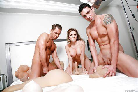 Stepdaddy And Woman Share Couples Toys Wet Wives Courtney Cummz And Ryan Driller Tries Turns
