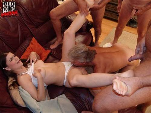 Sultry Foursome Teenage Porn Campus Sex Gangbang #15519