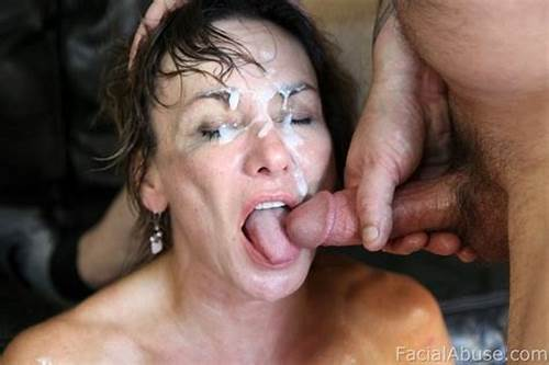 Deepthroats Oral Facialed #Older #Lady #Gets #Her #Face #Fucked #Deep #And #Hard