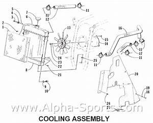 2007 Arctic Cat 250 Dvx Utility Atv Service Repair Workshop Manual Download