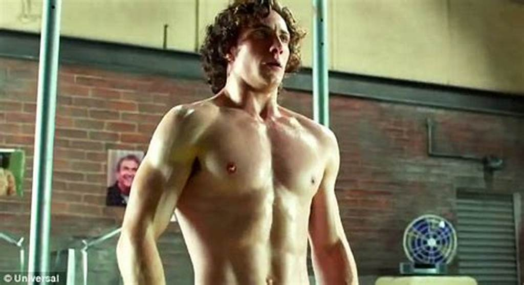 #Aaron #Taylor #Johnson #Shows #Off #His #Rippling #Muscles #In #New