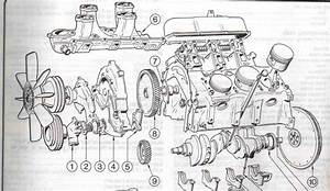 Ford 4 Liter Ohv Engine Diagram