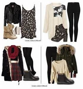 Tenue Glamour Femme : 108 best ado images on pinterest teens clothes casual wear and cute outfits ~ Farleysfitness.com Idées de Décoration