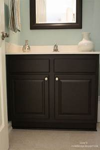 Painting bathroom cabinets color ideas at best colors for for Ideas for painting bathroom cabinets
