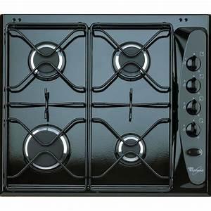 Plaque De Cuisson Whirlpool : whirlpool plaque de cuisson akm 250 noir au meilleur prix ~ Melissatoandfro.com Idées de Décoration