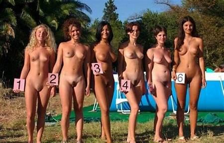 Pagents Teenage Beauty Nude