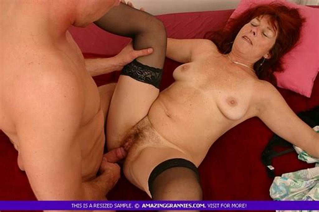#Redhead #Granny #From #Holland #Sucks #Dick #Then #Got #Fucked #And