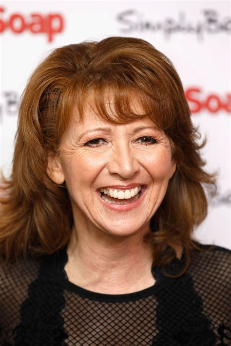 Recently carmel @bbceastenders , dorothy @42ndstreetlldn ,roz @9to5themusical representation: Bonnie Langford at Inside Soap Awards 2017 in London