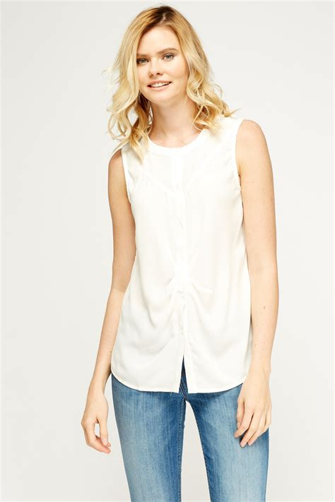 up blouse pics button up sleeveless blouse just 5