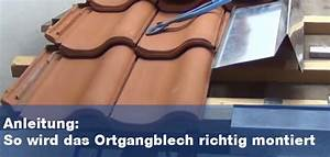 Dachrinne Montieren Flachdach : ortgangblech anbringen und befestigen auch am flachdach ~ A.2002-acura-tl-radio.info Haus und Dekorationen