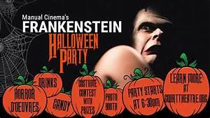 Manual Cinema U0026 39 S Frankenstein Halloween Party  2018