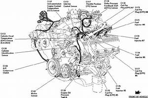5 Best Images Of 1997 Ford F-150 Engine Diagram