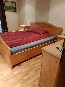 Komplettes Schlafzimmer Kaufen : komplettes schlafzimmer massivholz kaufen auf ricardo ~ Watch28wear.com Haus und Dekorationen