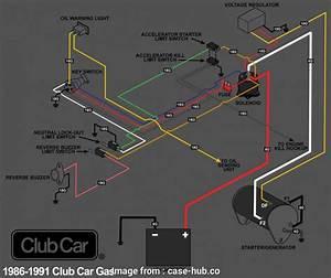 1993 Ezgo Txt Wiring Diagram
