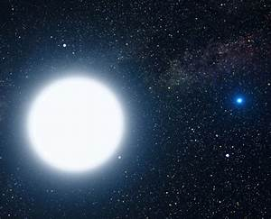 Dwarf White Massive Star - Pics about space