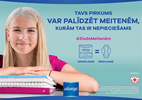 Uzsāk labdarības akciju, lai palīdzētu Latvijas meitenēm ...
