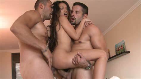 Allinternal Petite Titted Harlot Banged Double Penetr