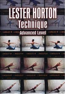 Lester Horton Dance Technique  The Warm