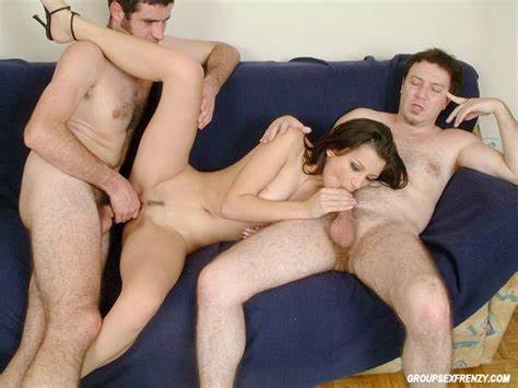 Bush Mmf Bang With Cock Groupsex Three Porn