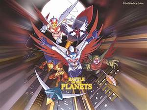 Battle of the Planets Wallpaper - Pics about space