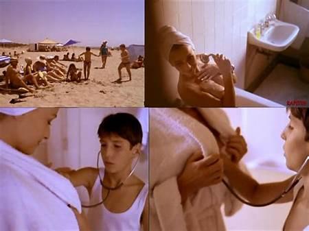 Nude Boys Playing Teen