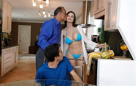 Rough Anal Cuckold Wife