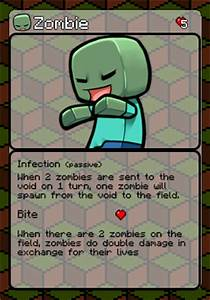 Trading Card Template Photoshop Minecraft Trading Card Game Revamped Ideas Welcomed