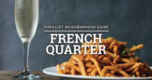 Best French Quarter RestaurantsThe 14 Coolest Places to