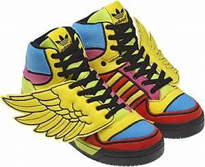 Adidas Originals By Jeremy Scott Fall Winter 2012 Footwear