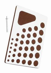 36 Hole Guide Board With Quilling Tool