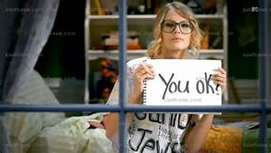 """I just want to say """"Thank You"""" to Taylor Swift 
