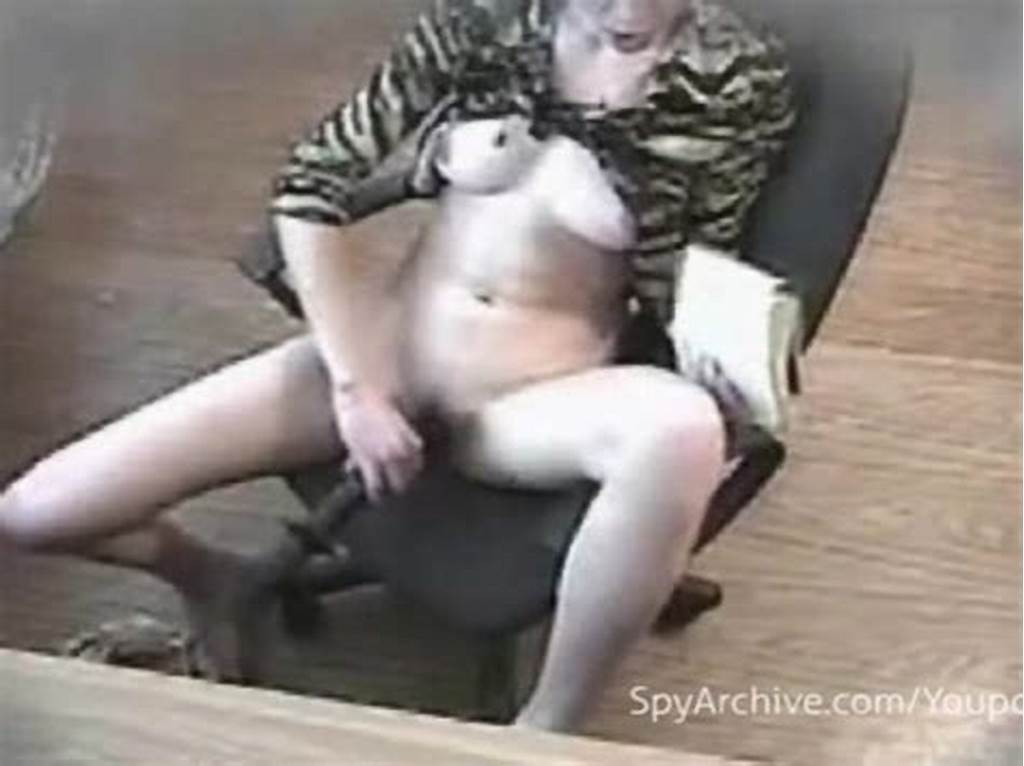 #Housewife #Gets #Caught #Masturbating #On #Hidden #Camera