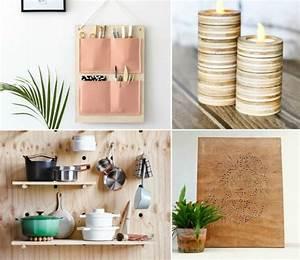 Diy Deko Ideen : mit sperrholz basteln dekorieren 10 tolle diy ideen zum nachmachen ~ Whattoseeinmadrid.com Haus und Dekorationen