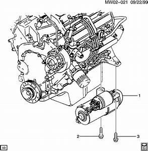 1993 Chevy Silverado Serpentine Belt Diagram